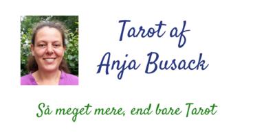 Tarot af Anja Busack